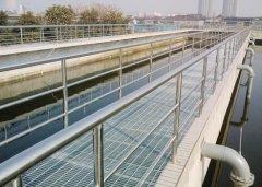 钢格栅板净水工程