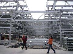 立体车库钢格栅板工程