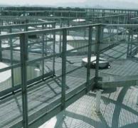 化工厂平台钢格板工程